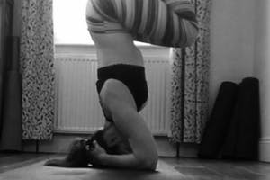 Improving Your Headstand - Turning Your Perspective Upside Down