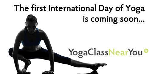 Are you ready for the first International Day of Yoga?
