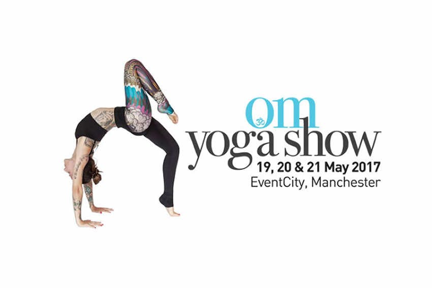 Win Tickets to the OM Yoga Show in Manchester