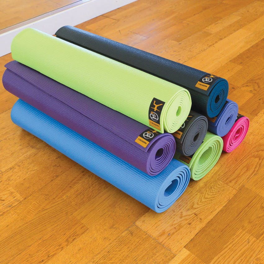5 Yoga Mats To Be Won!